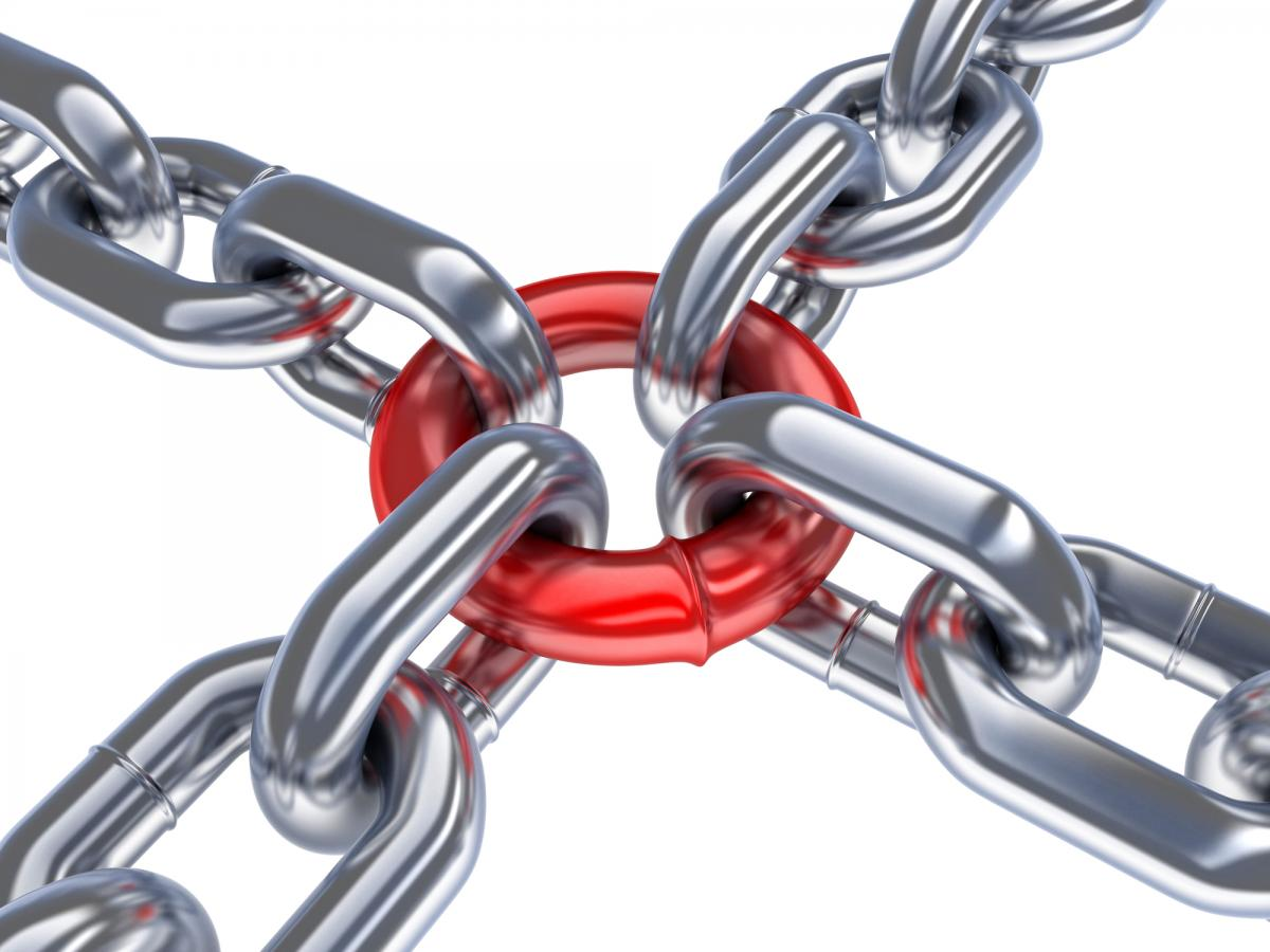 Internal linking is when you link from one of your website's pages to another