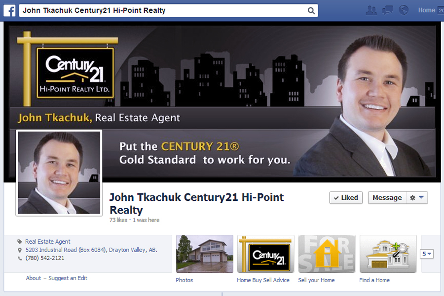 John Tkachuk Century21 Hi-Point Realty