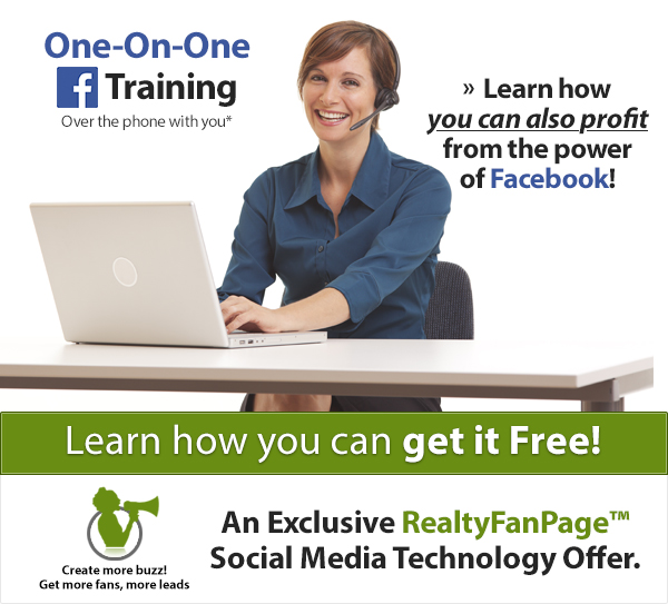 One-On-One Social Media Marketing Training for Real Estate Professionals