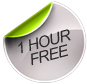 One Hour Free Marketing Consultation!